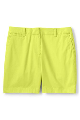 Le Short Chino Stretch, Femme Stature Standard