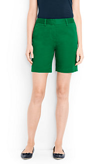 Women's 7″ Chino Shorts