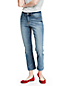 Xtra Life 7/8-Denim-Jeans in Indigo für Damen