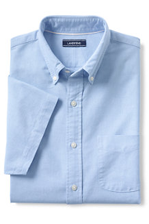 Men's Short Sleeve Sail Rigger Oxford Shirt
