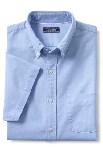 Men's Short Sleeve Sail Rigger Oxford Shirt
