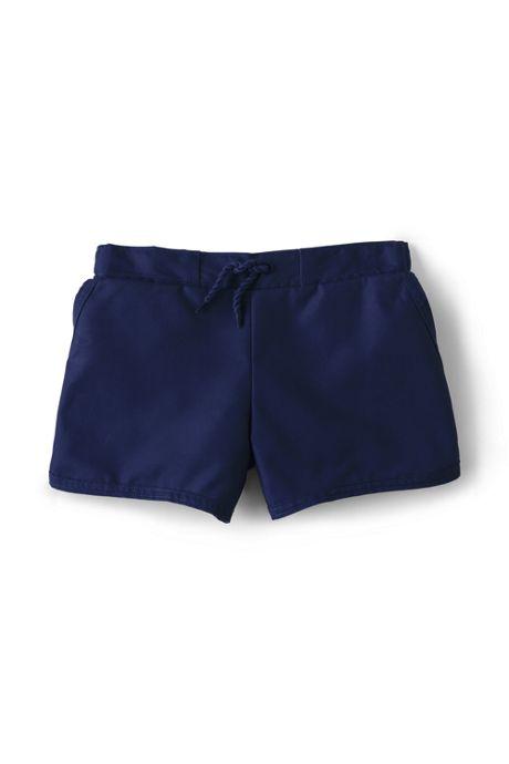 Girls Plus Woven Swim Shorts