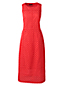 Women's Regular Broderie Anglaise Panelled Dress