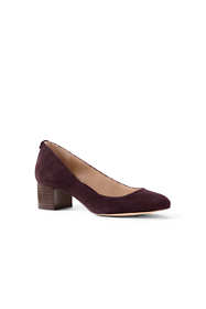 Women's Block Heel Pumps