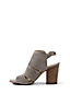 Women's Regular Peep-toe Block Heel Sandals