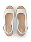 Women's Wide Espadrille Wedge Sandals