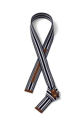 Women's Knot Webbing Belt