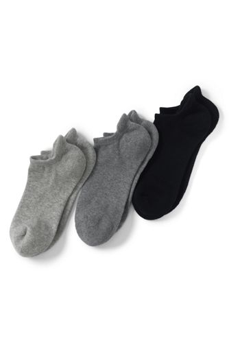 Women's Performance No Show Trainer Socks (3 pack)