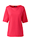 Women's Regular Elbow Sleeve Jersey Top
