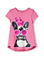 Little Girls A-line Graphic Tee