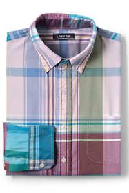 Men's Traditional Fit Lightweight Cotton Shirt