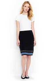 Women's Petite Supima Skirt