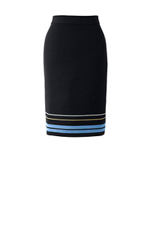 Women's Supima Knitted Ottoman Skirt