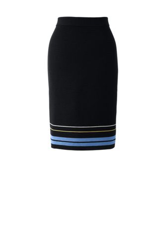 La Jupe Stretch Supima, Femme Stature Standard