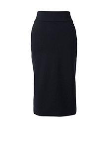Women's Ponte Jersey Pencil Skirt