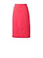 Women's Regular Woven Textured Pencil Skirt