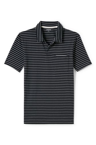 Le Polo Seaworn Rayé, Homme Stature Standard