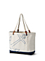 Novelty Rope Handle Tote