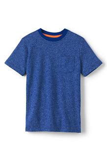 Le T-Shirt Poche Poitrine Texturé, Garçon