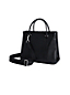 Women's Pebbled Leather Large Tote Bag