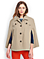 Women's Regular Trench Coat Cape