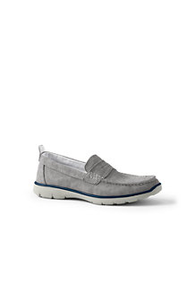 Men's Lightweight Comfort Canvas Loafers