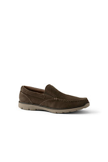Men's  Lightweight Comfort Suede Slip-on Shoes