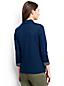 Doubleface Jersey-Blazer aus Lyocell/Baumwoll-Mischung