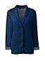 Le Blazer en Loycell et Coton, Femme Stature Standard