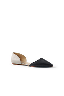 Women's  D'Orsay Flat Shoes