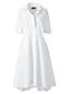 La Robe Chemise Asymétrique, Femme Stature Standard
