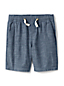 Little Boys' Pull-on Chambray Shorts