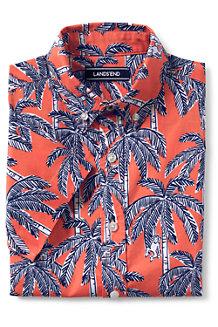 Boys' Printed Short Sleeve  Shirt