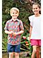 Toddler Boys' Printed Short Sleeve  Shirt