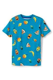 Le T-Shirt Poche Poitrine à Motifs, Garçon