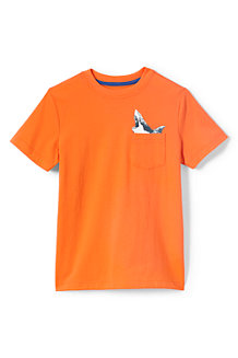 Boys' Graphic Pocket Tee