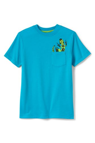Toddler Boys' Graphic Pocket Tee