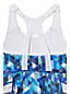 Women's LE Sport Speed Patterned Running Vest