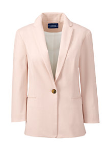 Women's Cropped Blazer