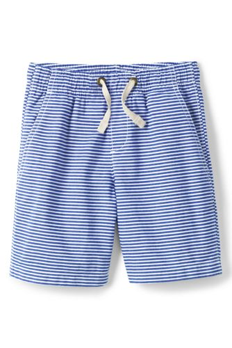 Boys' Striped Pull-on Shorts