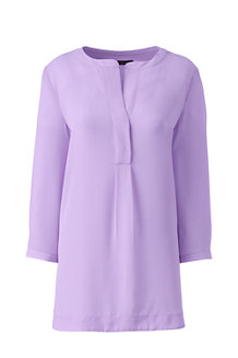 Women's Popover Tunic Blouse