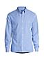 Men's Long Sleeve Seersucker Cotton Shirt