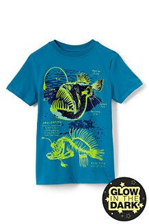 Le T-Shirt Baudroie Phosphorescent, Garçon