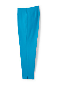 Women's Mid Rise Bi-stretch Capris