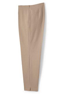 Le Pantalon Bi-Stretch 7/8, Femme