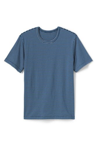 Men's Regular Striped Seaworn Tee