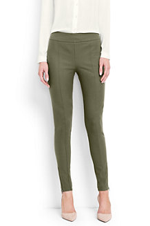 Le Pantalon Skinny Bi-Stretch, Femme