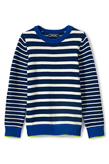 Le Sweater à Rayures, Garçon