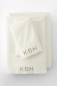 Garment Washed Sa Solid Sheet Set