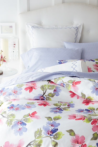 barn duvet rebecca cover sham floral pottery products c